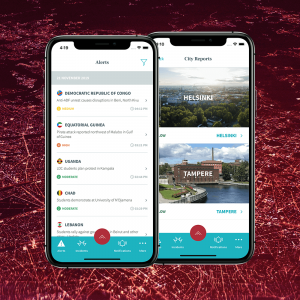 Riskline Mobile App