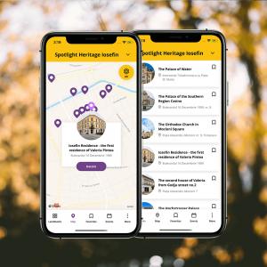 Spotlight Heritage Mobile App